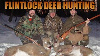 Flintlock Muzzleloader Deer Hunting 2015