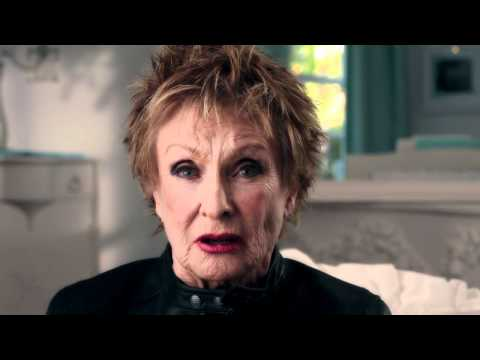 Funny video of Cloris Leachman in Network Solutions Video Parody of a Super Bowl Commercial