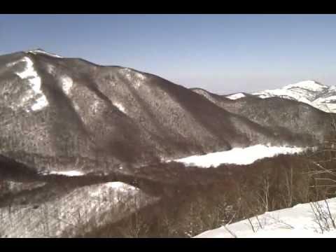 Escursione sul Cervialto con ciaspole, quota 1400m circa, loc. Torretta - 17/02/2012