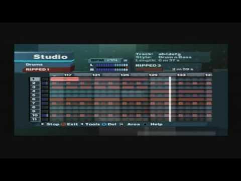 [HD] MUSIC GENERATOR 3 - Fast Driving (grebz experimental drum n bass remix)