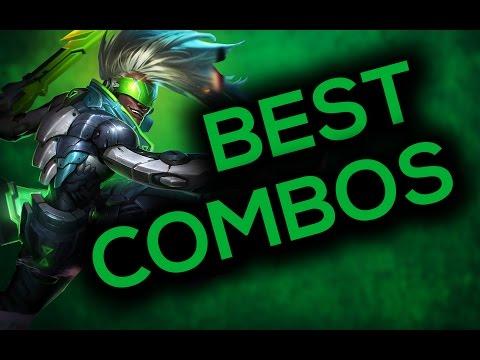 BEST EKKO COMBOS