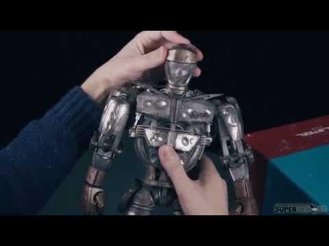 Обзор фигурки Atom (Real Steel)