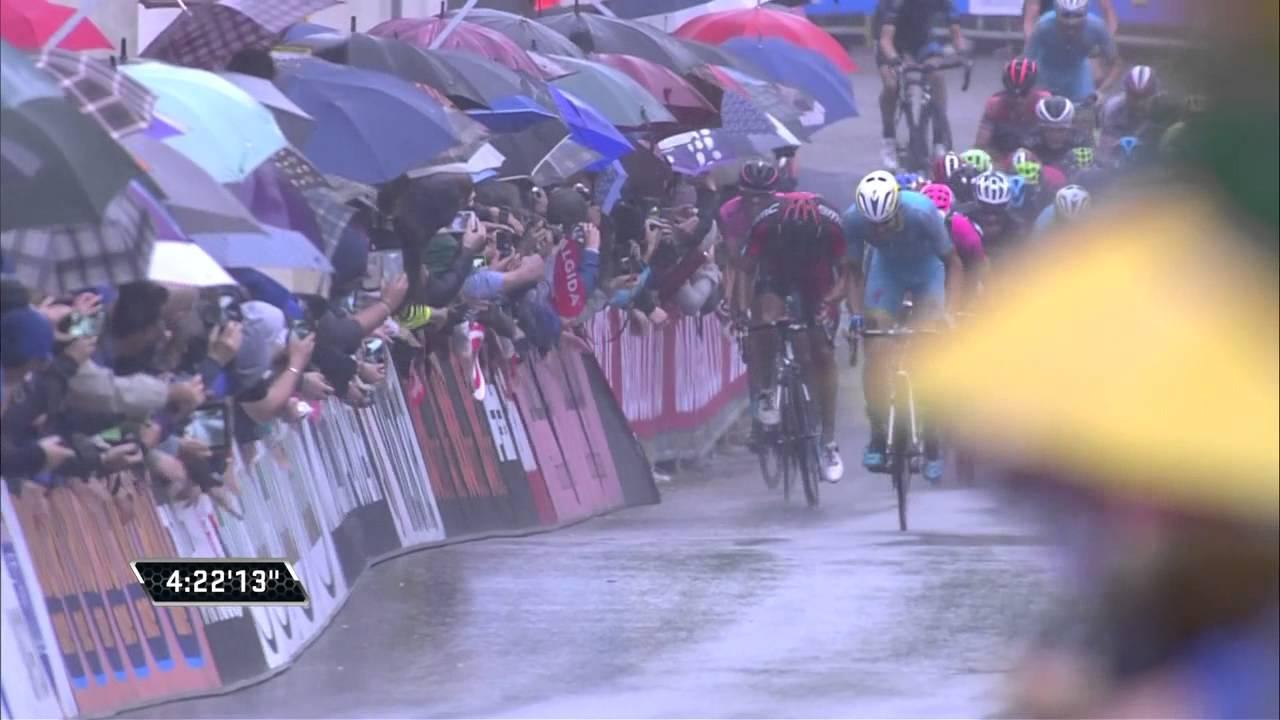 Giro d'Italia 2015: Stage 12 Highlights