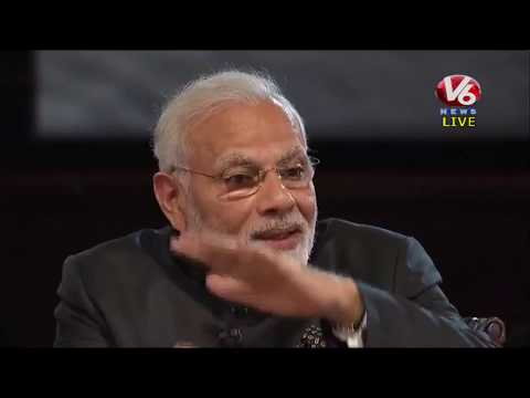 PM Narendra Modi Speech From London | Bharat Ki Baat Sabke Saath | Live
