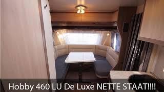 Hobby 460 LU De Luxe NETTE STAAT!!!!