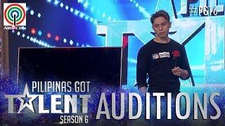 Download Pilipinas Got Talent 2018 Auditions: Karl Matrix - Illusion TV Magic Mp3 and Videos