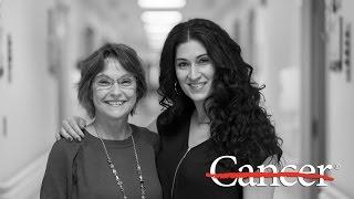 Gambar cover Acute myeloid leukemia (AML) survivor and her bone marrow donor share their story