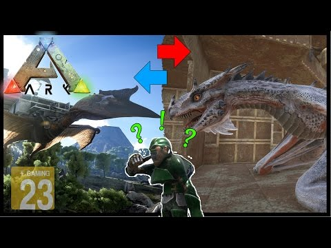 ARK: Survival Evolved [TUTORIAL/GUIDE/Deutsch] Item • Dino • Character - Transfer •