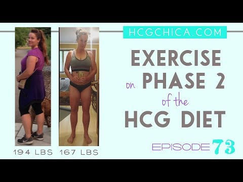 800-1000 Calorie HCG Diet Weight Loss - Interview Episode 73 - Adele