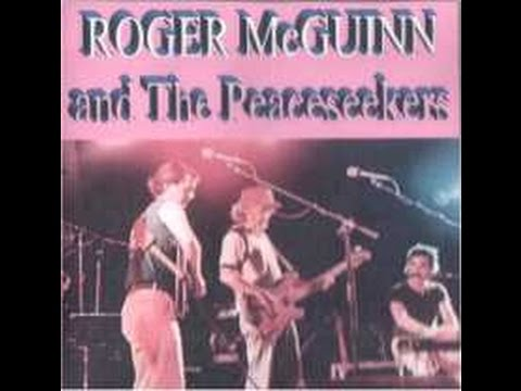 Roger Mcguinn with The Peaceseekers in London (7/24/1984)