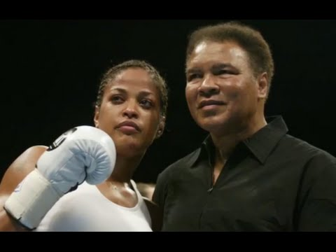 Muhammad Ali Remembered by His Daughter Laila Ali
