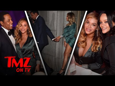 Psst Beyonce! Your Spanx Are Showing! | TMZ TV