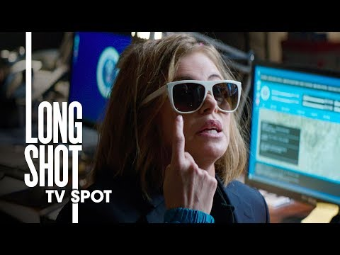 """Long Shot (2019 Movie) Official TV Spot """"Molly"""" – Seth Rogen, Charlize Theron"""