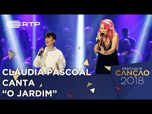 Canção n.º 7: Cláudia Pascoal -