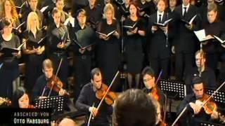Requiem - Otto von Habsburg - Domine Jesu Christe und Hostias (Michael Haydn)