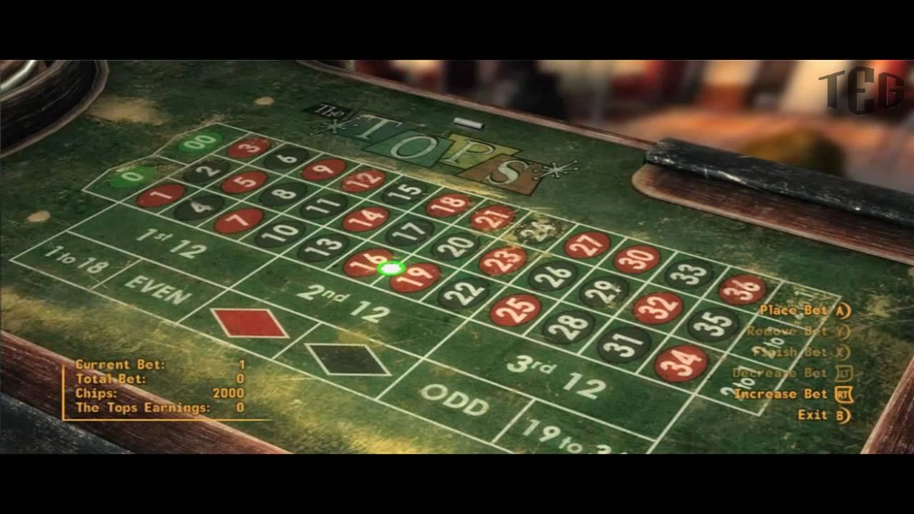 Fallout New Vegas Casino