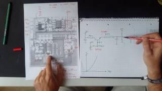 Microwave Doppler Radar Motion Sensor Module