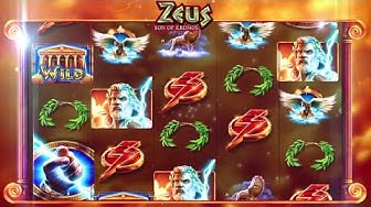 Zeus Son of Kronos - Jackpot Party Casino Slots