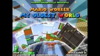 Mario Worker: My world REMAKE (1.000 subs special)