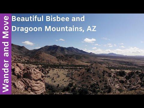 Bisbee And Dragoon Mountains, AZ