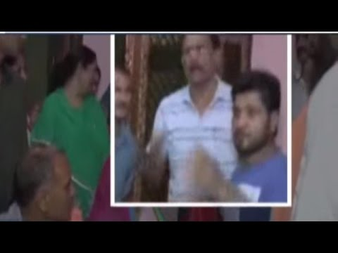 Last Moments of NIA Officer Mohammed Tanzil Ahmed