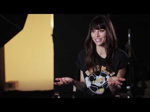 Jessica Biel - Marie Claire August 2017 Cover Shoot