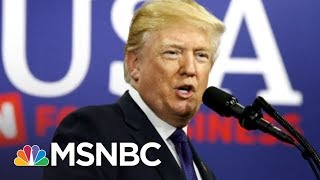 President Trump Reportedly Says PA Democrat Won Because He\'s \'Like Trump\' | The Last Word | MSNBC