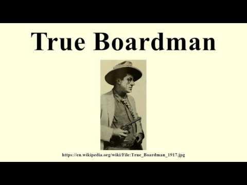 True Boardman