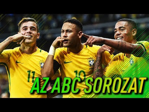 A BRAZIL VÁLOGATOTT - 2. RÉSZ | FIFA 18: AZ ABC SOROZAT