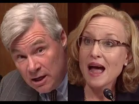 """THE STRANGEST DAMN THING!!!"" Sheldon Whitehouse BRILLIANTLY DESTROYS Trump Judicial Nominee"