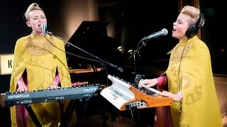Lucius - Madness (Live on KEXP)