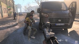 Call Of Duty Modern Warfare Gameplay Walkthrough Mission 12 Old Comrades PC 4K