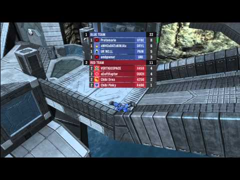 Halo Reach Uncaged