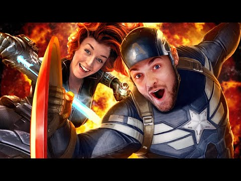 Download Youtube: Ali + Clare JOIN THE AVENGERS!