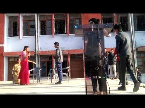 Skit of Kv Rishikesh on good touch and bad touch