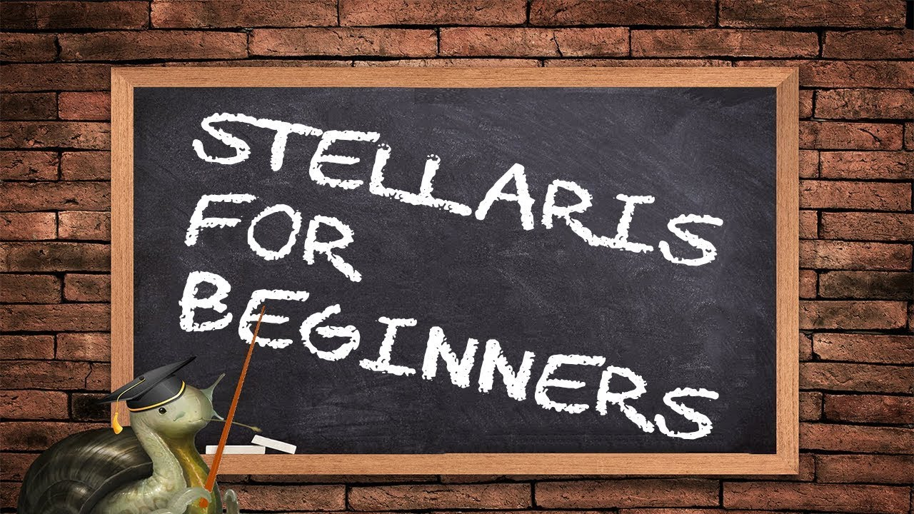 Stellaris 2 2 For Beginners (A Tutorial for People Who Are New To 2 2)
