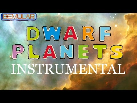 Bemular - Dwarf Planets (instrumental - rock version)