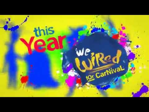 CARIB CARNIVAL WIRED TVC 2015