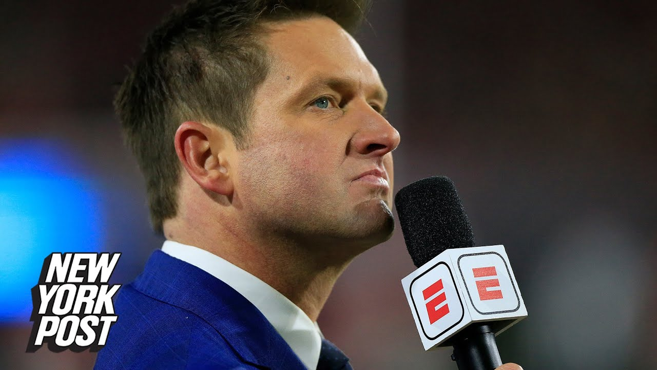 ESPN's Todd McShay stepping away to 'focus on health, family'