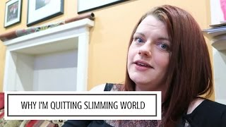 Cover images Why I'm Quitting Slimming World
