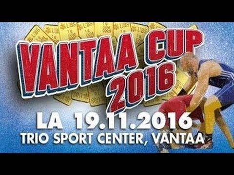 Vantaa Painicup 2016 Mat 1 - Greco-Roman Wrestling