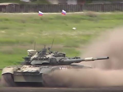 Tank T-80U & T-80UK