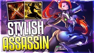 Скачать THE STYLISH ASSASSIN PLAYS Master X Master MXM Gameplay New Moba SPONSORED