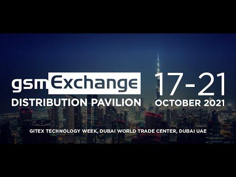 Confirmed Exhibitors @gsmExchange tradeZone @GitexTechWeek 2021