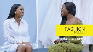 Picking the Right Wedding Dress: Fashion Insider with Love Tims Bridal