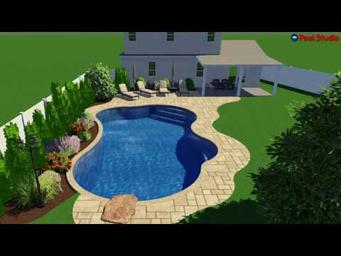 Pool Construction Timelapse