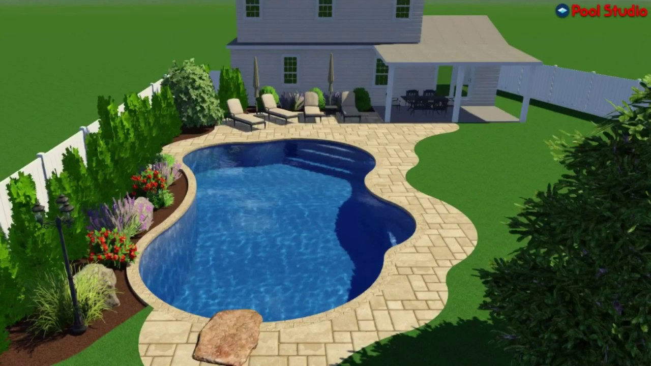 pool construction timelapse youtube