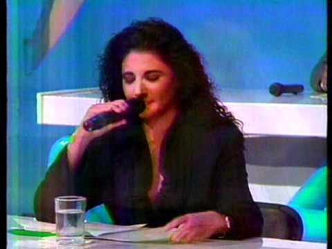Alejandra avalos como jurado valores juveniles 1990 youtube