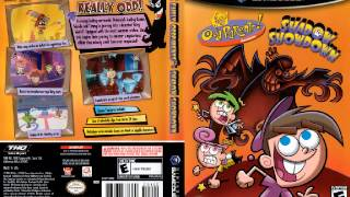 The Fairly Odd Parents: Shadow Showdown - Vicky Strikes back: Boss Battle (HIGH QUALITY / STEREO)