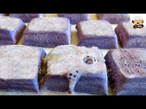 HOW TO MAKE FIZZY BUBBLE GUM